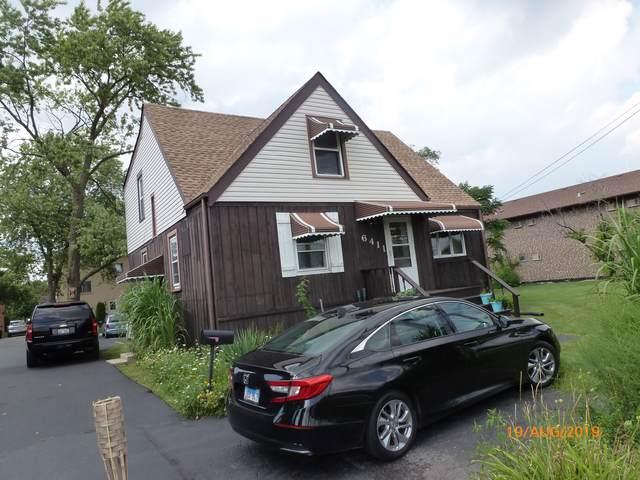 6411 Joliet Road, La Grange Highlands, IL 60525 (MLS #10351704) :: Angela Walker Homes Real Estate Group