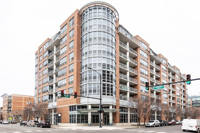 1200 W Monroe Street #302, Chicago, IL 60607 (MLS #10351861) :: John Lyons Real Estate