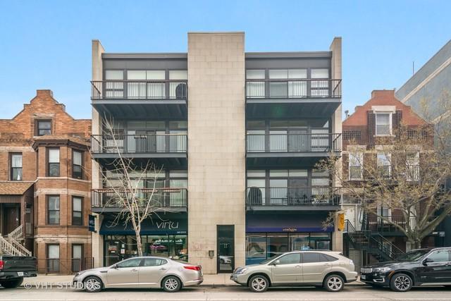 2033 N Damen Avenue 3S, Chicago, IL 60647 (MLS #10352129) :: Leigh Marcus | @properties
