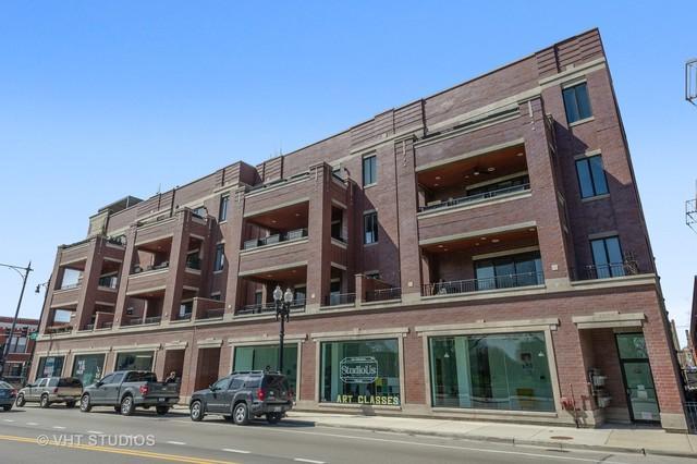 4806 N Clark Street #301, Chicago, IL 60640 (MLS #10352387) :: Leigh Marcus | @properties