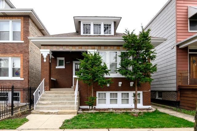 5425 S Fairfield Avenue, Chicago, IL 60632 (MLS #10352594) :: Helen Oliveri Real Estate