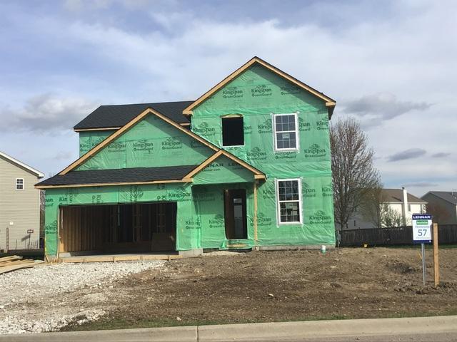 3235 Thomas Lane, Montgomery, IL 60538 (MLS #10352655) :: Helen Oliveri Real Estate