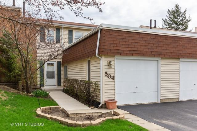 504 Monroe Road, Bolingbrook, IL 60440 (MLS #10352668) :: The Dena Furlow Team - Keller Williams Realty