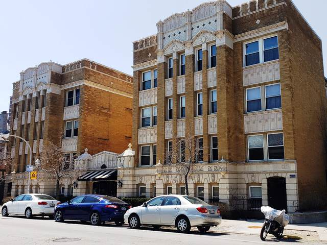 4240 N Clarendon Avenue 309S, Chicago, IL 60613 (MLS #10353219) :: John Lyons Real Estate