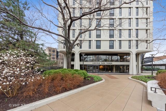 1960 N Lincoln Park West #611, Chicago, IL 60614 (MLS #10353579) :: Helen Oliveri Real Estate