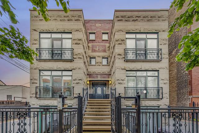 2342 W Montana Street 1W, Chicago, IL 60647 (MLS #10353670) :: John Lyons Real Estate