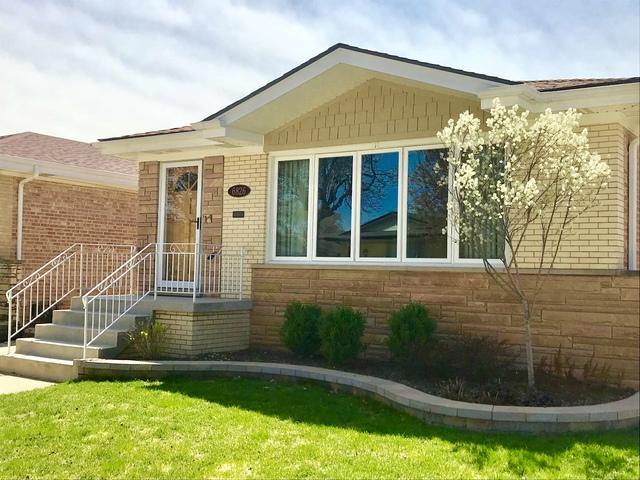 6826 N Dowagiac Avenue, Chicago, IL 60646 (MLS #10354719) :: Helen Oliveri Real Estate