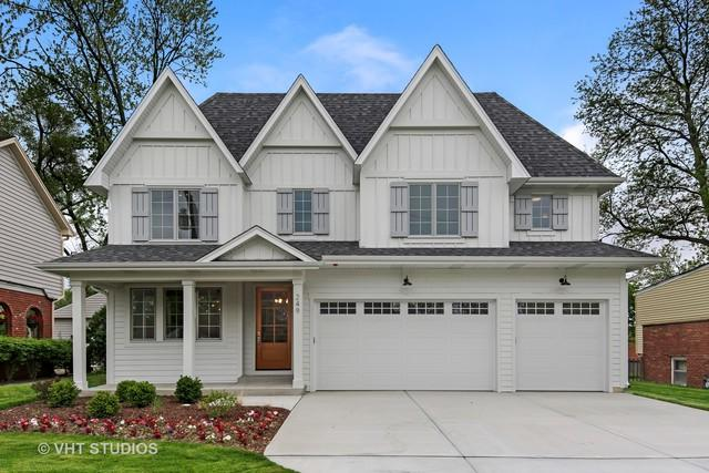 249 Linden Street, Glen Ellyn, IL 60137 (MLS #10354949) :: The Wexler Group at Keller Williams Preferred Realty