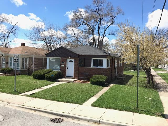 12700 S Racine Avenue, Calumet Park, IL 60827 (MLS #10355488) :: The Perotti Group | Compass Real Estate