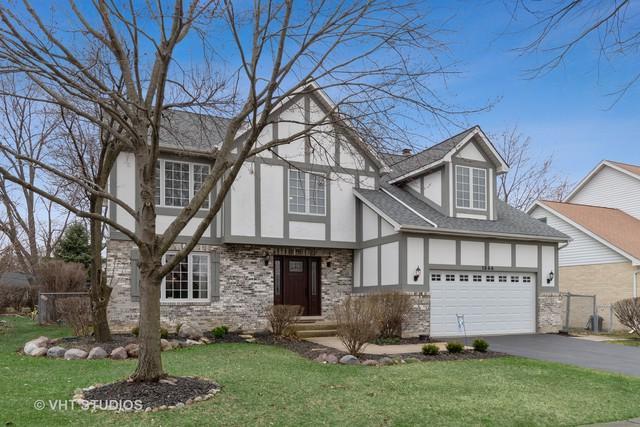 1844 N Wilson Place, Arlington Heights, IL 60004 (MLS #10356359) :: Ryan Dallas Real Estate