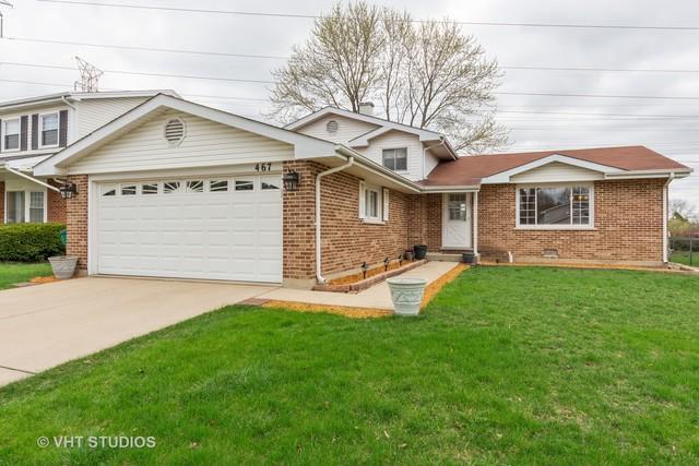 467 Carman Avenue, Buffalo Grove, IL 60089 (MLS #10356630) :: Helen Oliveri Real Estate