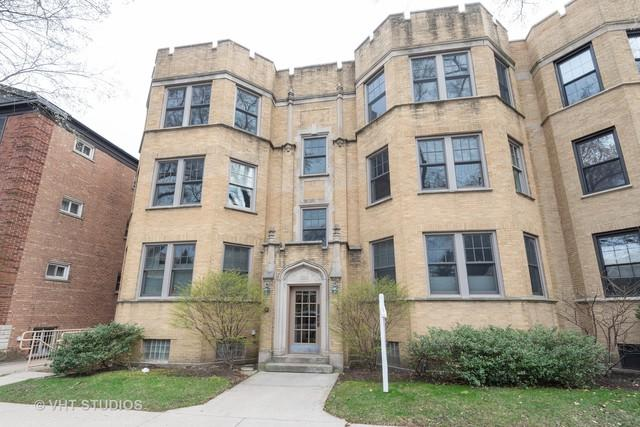 1320 Central Street 2W, Evanston, IL 60201 (MLS #10356735) :: Ryan Dallas Real Estate