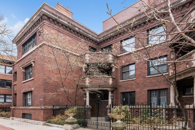 329 W Belden Avenue 3E, Chicago, IL 60614 (MLS #10356914) :: Ryan Dallas Real Estate