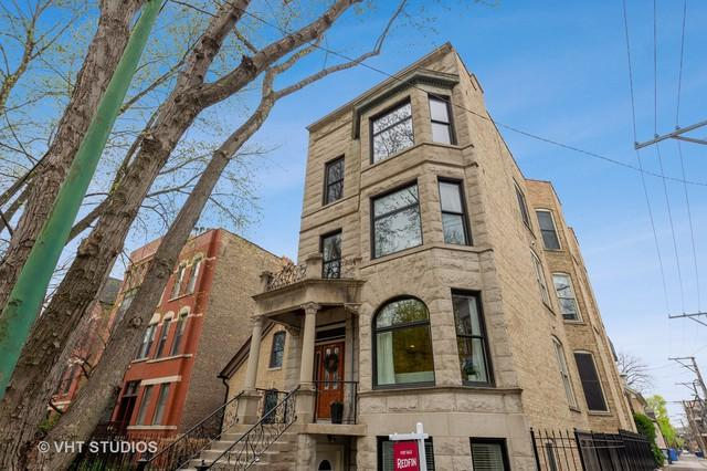 2118 W Schiller Street #1, Chicago, IL 60622 (MLS #10357236) :: Ryan Dallas Real Estate
