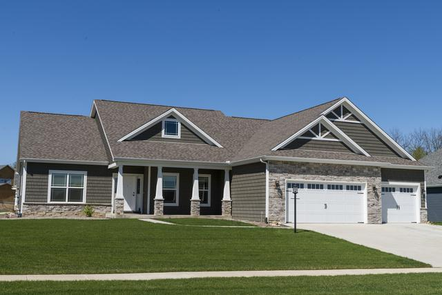 1302 Forest Ridge Drive, Mahomet, IL 61853 (MLS #10357402) :: Property Consultants Realty