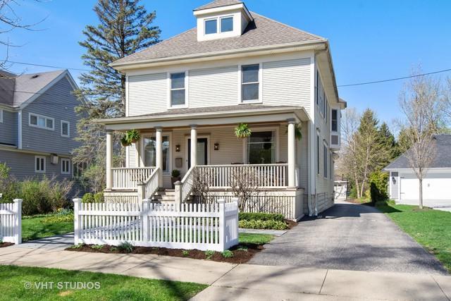 428 North Avenue, Barrington, IL 60010 (MLS #10358066) :: Berkshire Hathaway HomeServices Snyder Real Estate