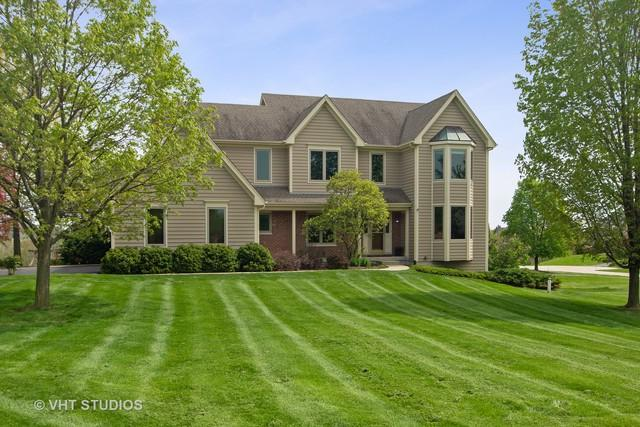 25179 N Dante Drive, Hawthorn Woods, IL 60047 (MLS #10358223) :: Berkshire Hathaway HomeServices Snyder Real Estate