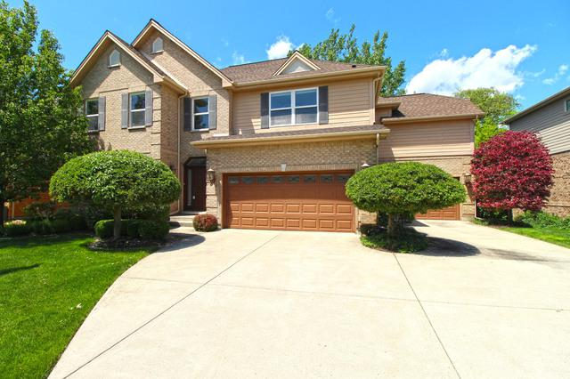 2160 Beaver Creek Drive, Vernon Hills, IL 60061 (MLS #10359873) :: Berkshire Hathaway HomeServices Snyder Real Estate