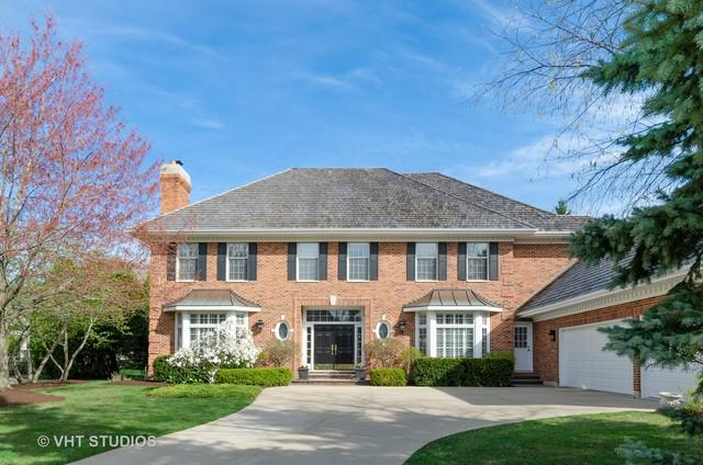 1208 Canterbury Circle, Libertyville, IL 60048 (MLS #10360190) :: Angela Walker Homes Real Estate Group