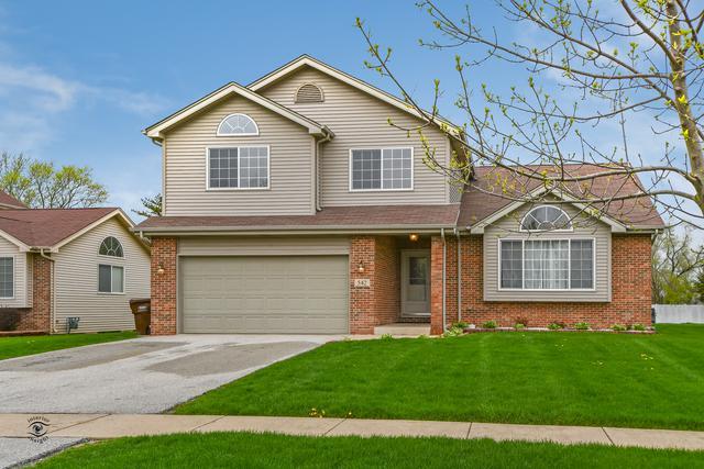 542 Regent Road, University Park, IL 60484 (MLS #10360235) :: Berkshire Hathaway HomeServices Snyder Real Estate