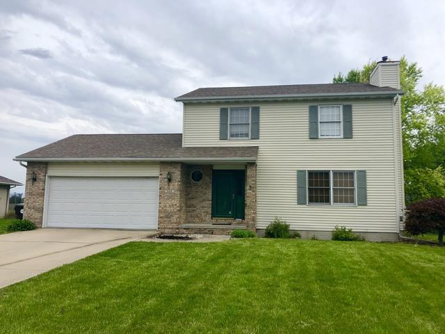 504 Valentine Court, Hudson, IL 61748 (MLS #10366687) :: Berkshire Hathaway HomeServices Snyder Real Estate