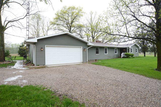 595 E County Road 1250 N, Tuscola, IL 61953 (MLS #10367599) :: Berkshire Hathaway HomeServices Snyder Real Estate