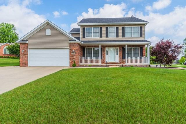 1004 Asbury Farms Cc Court, Normal, IL 61761 (MLS #10368001) :: Jacqui Miller Homes