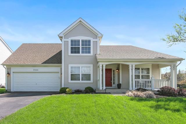 2444 Wydown Lane, Aurora, IL 60502 (MLS #10370017) :: Berkshire Hathaway HomeServices Snyder Real Estate
