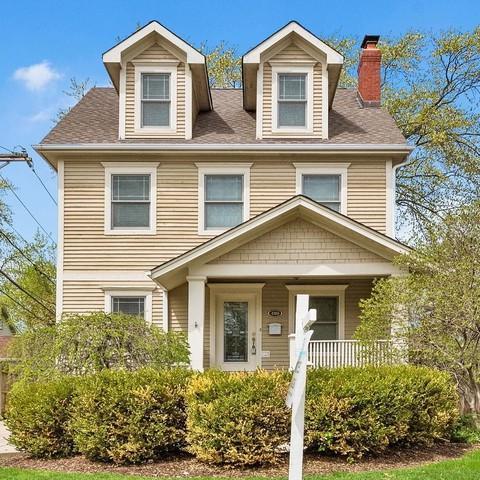 409 E Maple Avenue, La Grange, IL 60525 (MLS #10370218) :: Berkshire Hathaway HomeServices Snyder Real Estate