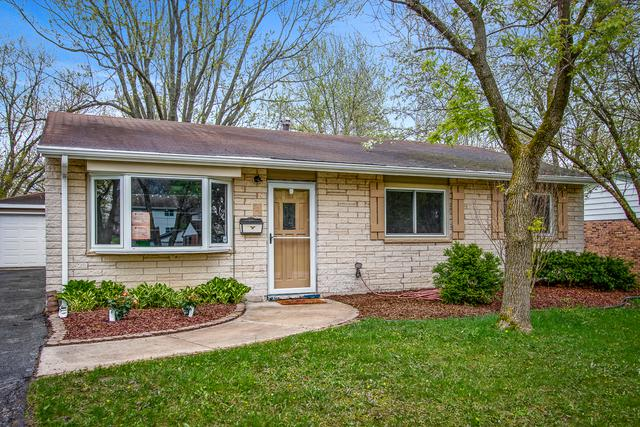 729 Blackhawk Drive, University Park, IL 60484 (MLS #10370508) :: Berkshire Hathaway HomeServices Snyder Real Estate