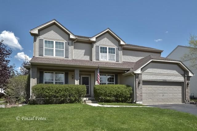 9583 Bristol Lane, Huntley, IL 60142 (MLS #10373035) :: Berkshire Hathaway HomeServices Snyder Real Estate