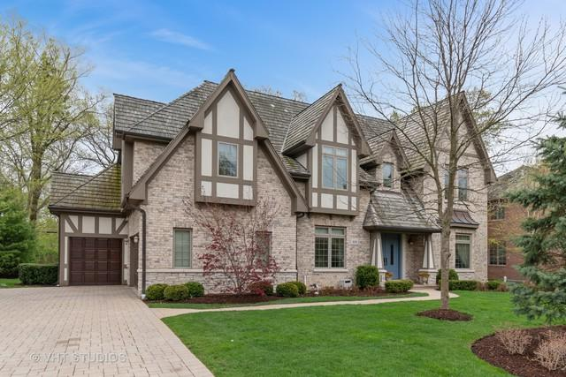 323 Thackeray Lane, Northfield, IL 60093 (MLS #10373337) :: Helen Oliveri Real Estate