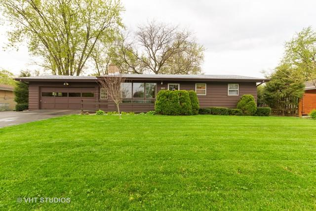 442 E Joliet Highway, New Lenox, IL 60451 (MLS #10373678) :: Berkshire Hathaway HomeServices Snyder Real Estate