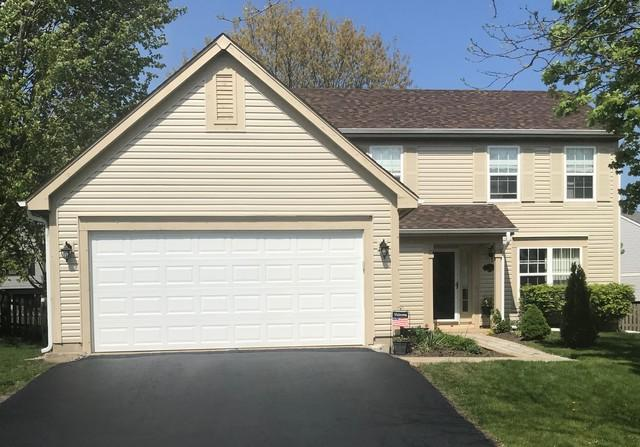 244 Penny Lane, Grayslake, IL 60030 (MLS #10373929) :: Berkshire Hathaway HomeServices Snyder Real Estate