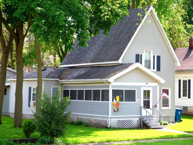 416 W Moulton Street, Pontiac, IL 61764 (MLS #10374482) :: Century 21 Affiliated