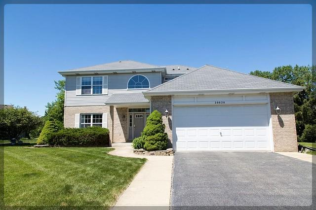 20028 Lakeview Way, Mokena, IL 60448 (MLS #10374558) :: Property Consultants Realty