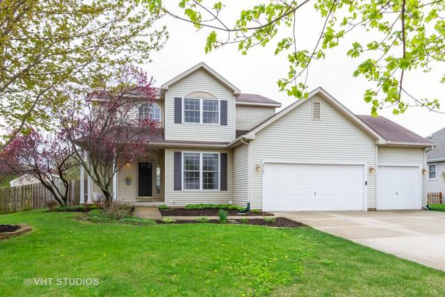 3707 Pebble Creek, Mchenry, IL 60050 (MLS #10374680) :: Berkshire Hathaway HomeServices Snyder Real Estate