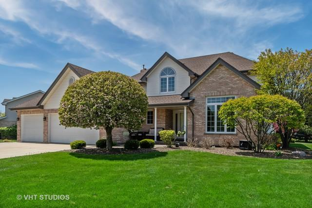 2177 Finborough Circle, New Lenox, IL 60451 (MLS #10375756) :: Berkshire Hathaway HomeServices Snyder Real Estate