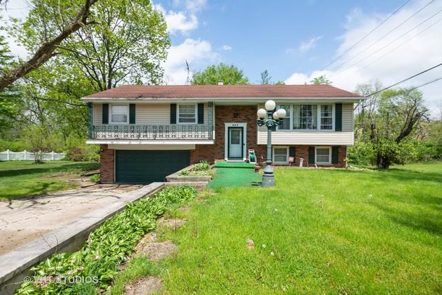 357 Surrey Lane, Crete, IL 60417 (MLS #10376808) :: Berkshire Hathaway HomeServices Snyder Real Estate