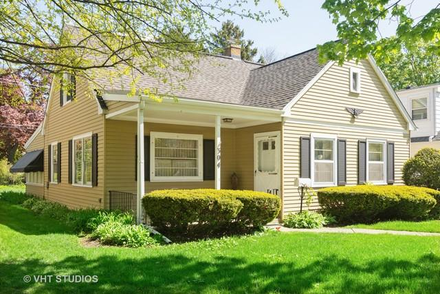 304 W Hawthorne Street, Arlington Heights, IL 60004 (MLS #10378690) :: Berkshire Hathaway HomeServices Snyder Real Estate