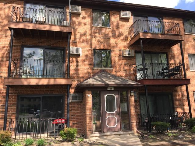 928 W Irving Park Road #109, Bensenville, IL 60106 (MLS #10378747) :: The Perotti Group | Compass Real Estate