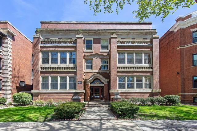5483 S Hyde Park Boulevard #3, Chicago, IL 60615 (MLS #10378802) :: Century 21 Affiliated
