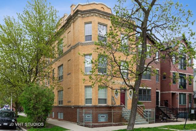 1037 N Mozart Street 3W, Chicago, IL 60622 (MLS #10380033) :: Berkshire Hathaway HomeServices Snyder Real Estate