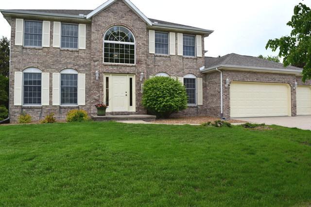 2802 Park Ridge Road, Bloomington, IL 61704 (MLS #10380134) :: Berkshire Hathaway HomeServices Snyder Real Estate