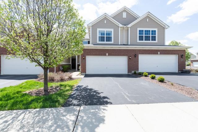 1271 Church Court, Aurora, IL 60502 (MLS #10380710) :: Berkshire Hathaway HomeServices Snyder Real Estate