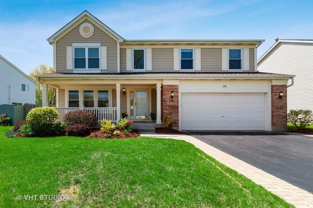 1312 Chesterfield Lane, Grayslake, IL 60030 (MLS #10380730) :: Berkshire Hathaway HomeServices Snyder Real Estate