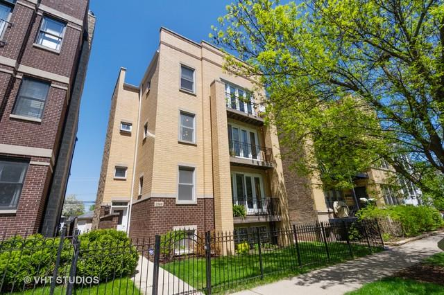 2146 W Addison Street #2, Chicago, IL 60618 (MLS #10380932) :: Berkshire Hathaway HomeServices Snyder Real Estate