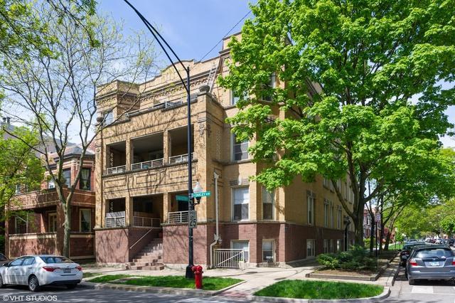 2307 W Walton Street 2W, Chicago, IL 60622 (MLS #10380935) :: Berkshire Hathaway HomeServices Snyder Real Estate