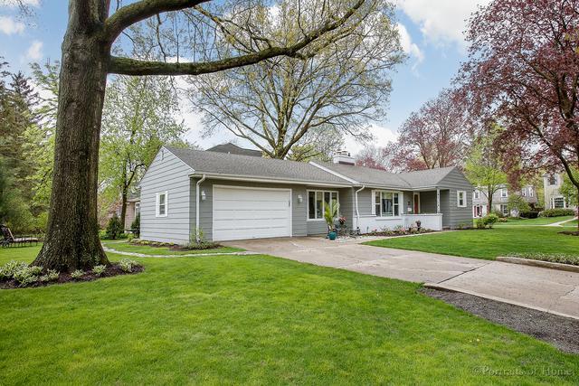 324 Arbor Avenue, Wheaton, IL 60189 (MLS #10381318) :: Property Consultants Realty