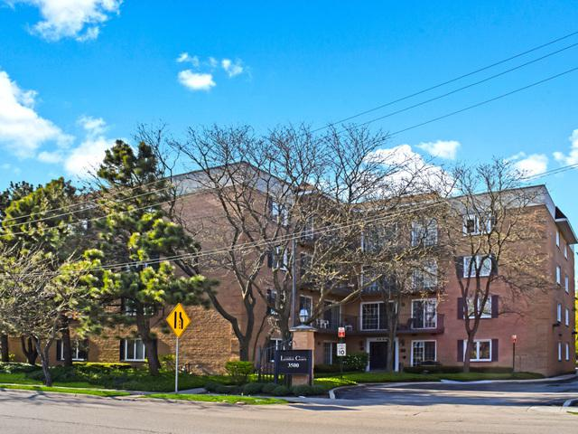 3500 Church Street #104, Evanston, IL 60203 (MLS #10381448) :: Property Consultants Realty